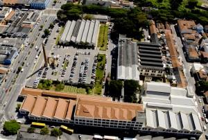 Vista Aérea do Complexo Argos