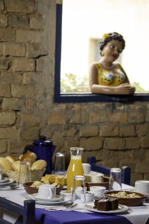 Café da Manhã na Fazenda Nossa Senhora Conceição