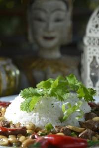 Cozinha Tailandesa no Koh Samui