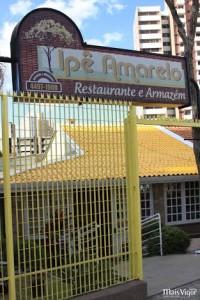 Entrada do Ipê Amarelo