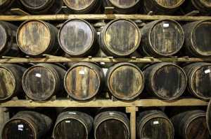 Vinhos Armazenados na Adega Mingotti