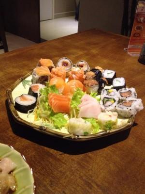 Culinária Japonesa é no Hoken Sushi