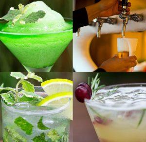 Bebidas variadas