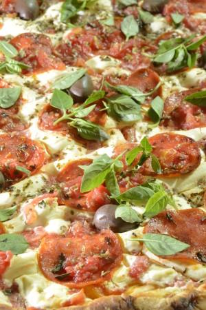 Pizza Colônia Italiana