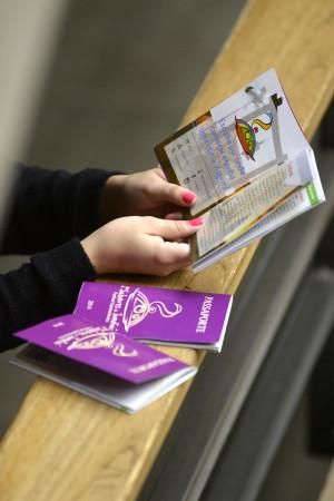 Passaporte é a base para os brindes do festival: até o dia 14