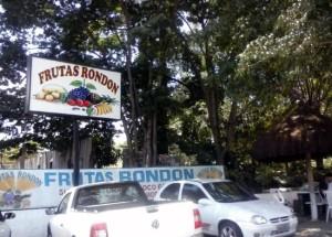 Frutas Rondon - Medeiros
