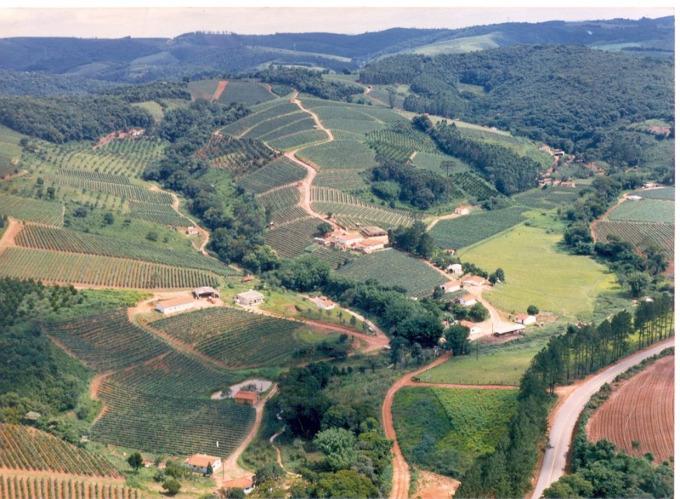Turismo rural complementa renda, ajuda paisagem e ambiente