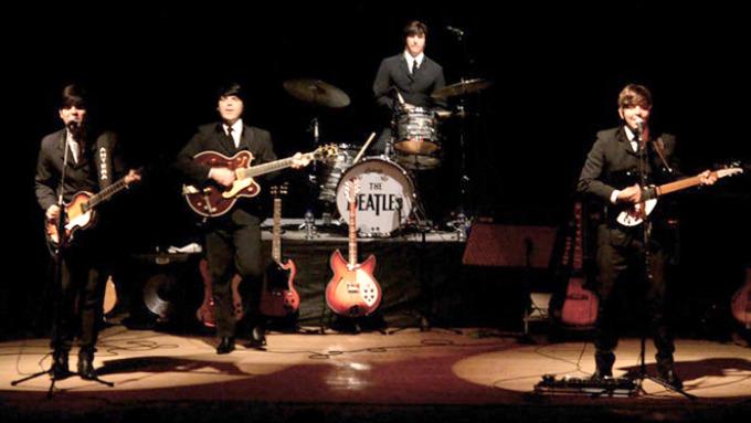 A banda é atração na noite deste sábado no centro histórico