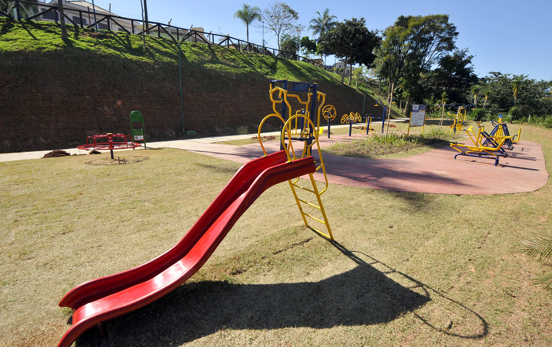 Parque Jardim do Lago – Antônio Garcia Machado  Turismo Jundiaí