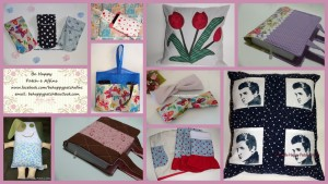Almofadas e itens artesanais