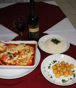Deliciosa Parmegiana Don Martê
