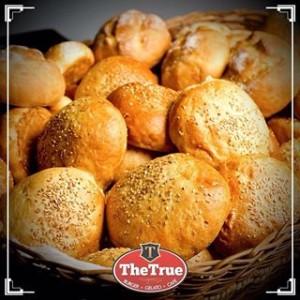 Grande variedade de pães
