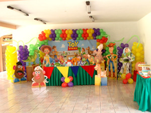 Decoração festa infantil - Recanto Coisa Linda