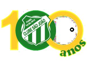 Logo - Clube São João Jundiaí