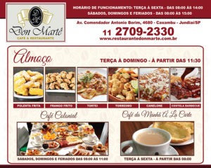 Don Martê Café e Restaurante