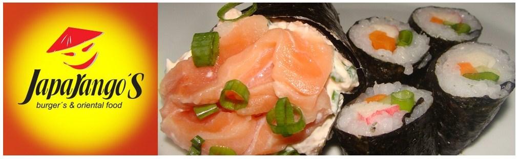 Temaki e sushi