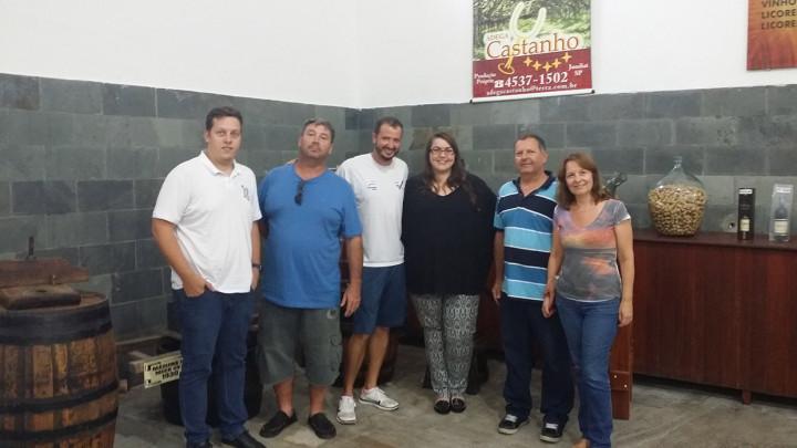 Turismo rural de Jundiaí ganha Rota do Castanho