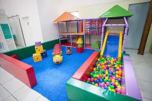 Área infantil do Espaço Jujuba - Jundiaí Mirim