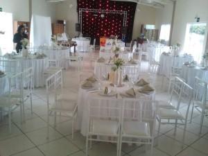 Mesas decoradas - Espaço Anamanú