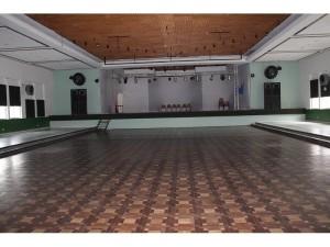 Área interna - Clube São João