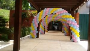 Área Externa - Villa Traviú Eventos