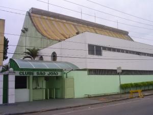 Entrada Social - Clube São João