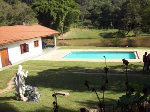 Piscina - Casa do Lago
