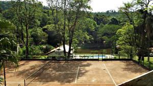 Quadra de tênis - Casa do Lago