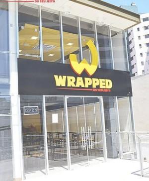 Entrada do Wrapped