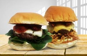 Lanches no Garagem Rock Burger