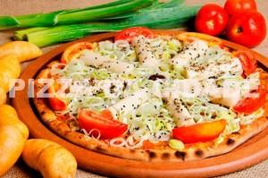 Pizza Céres - Vegana