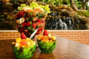 Saladas de Frutas