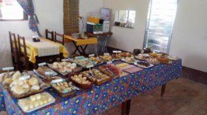 Café da Manhã Colonial - Sítio Bela Vista