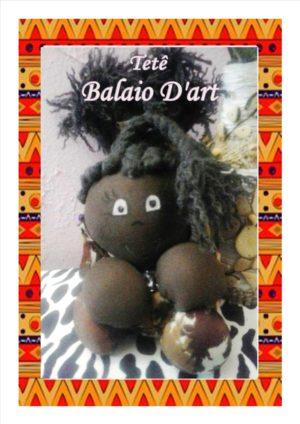 Boneca Afro